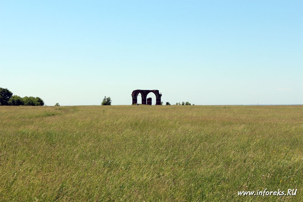 Городище Старая Рязань 3