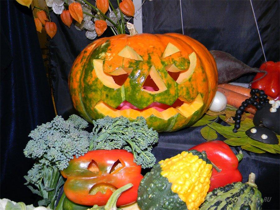Вот что можно сделать из овощей и фруктов 37