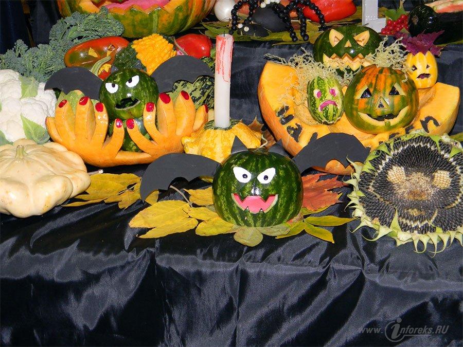Вот что можно сделать из овощей и фруктов 45