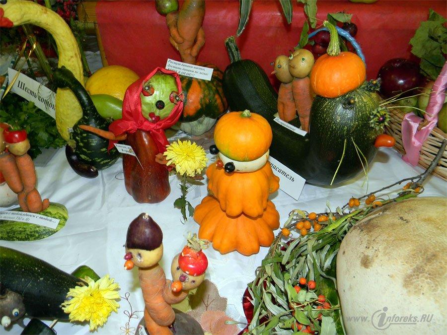 Вот что можно сделать из овощей и фруктов 13