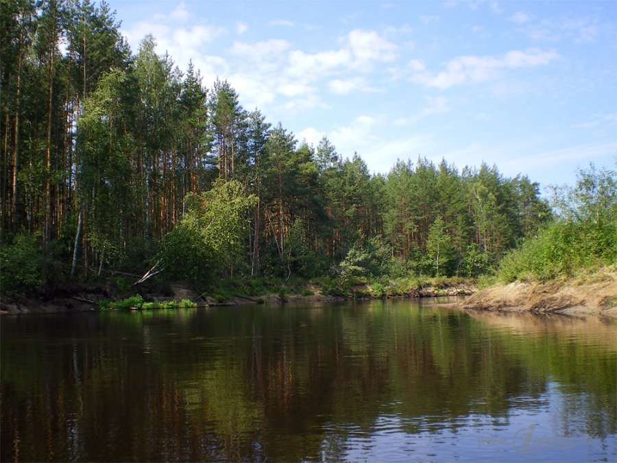 Река Пра 11