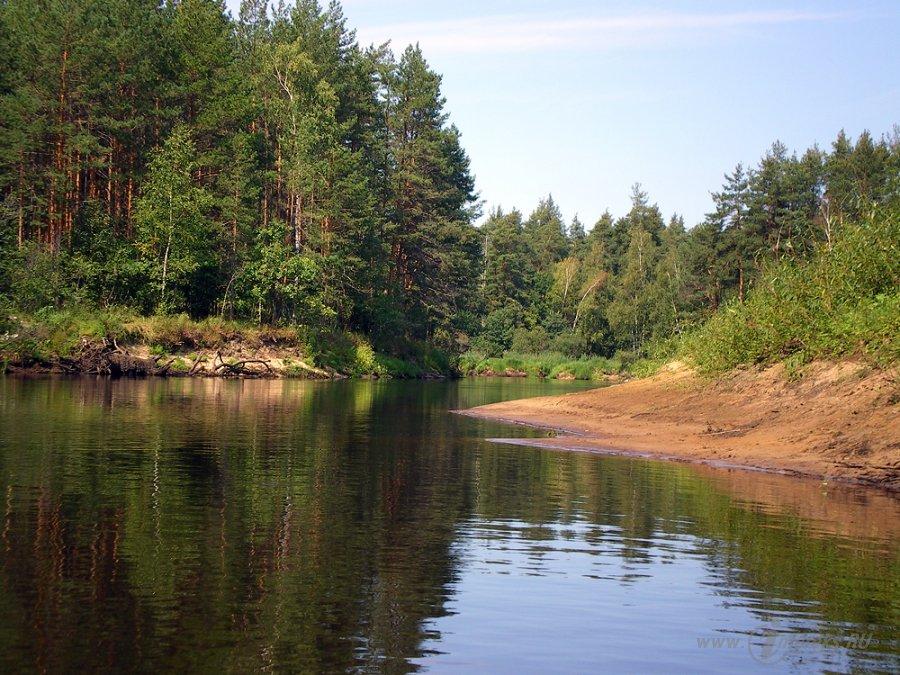 Река Пра 13