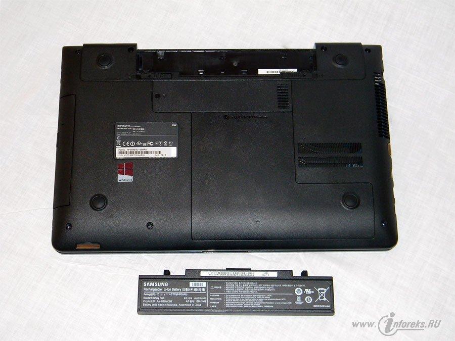 Ноутбук Samsung 350E5C-S0A - мои впечатления 7