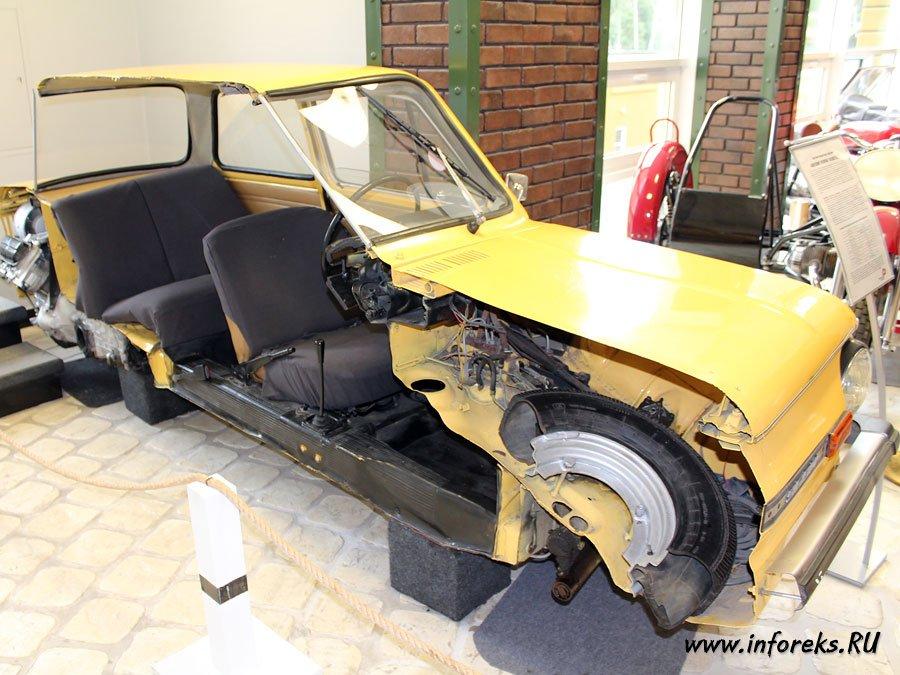 Музей техники Вадима Задорожного 59