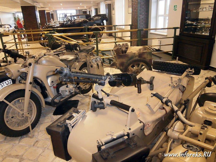 Музей техники Вадима Задорожного 11