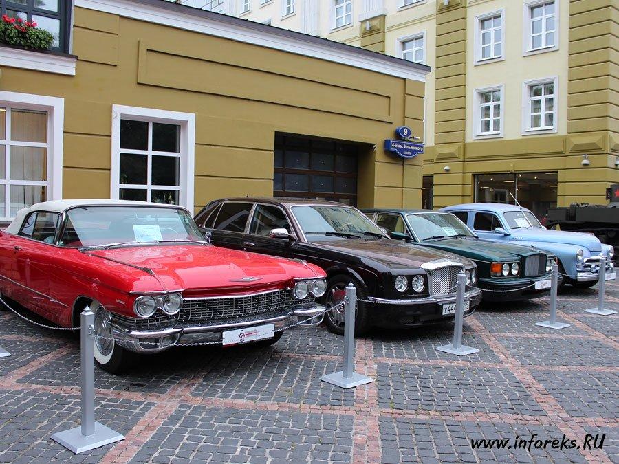 Музей техники Вадима Задорожного 55