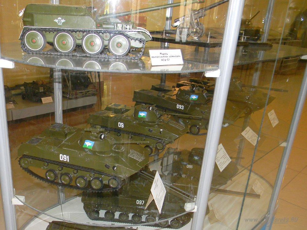 Рязанский музей ВДВ 21