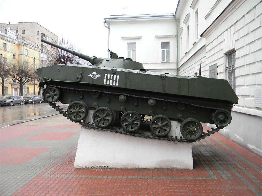 Рязанский музей ВДВ 3