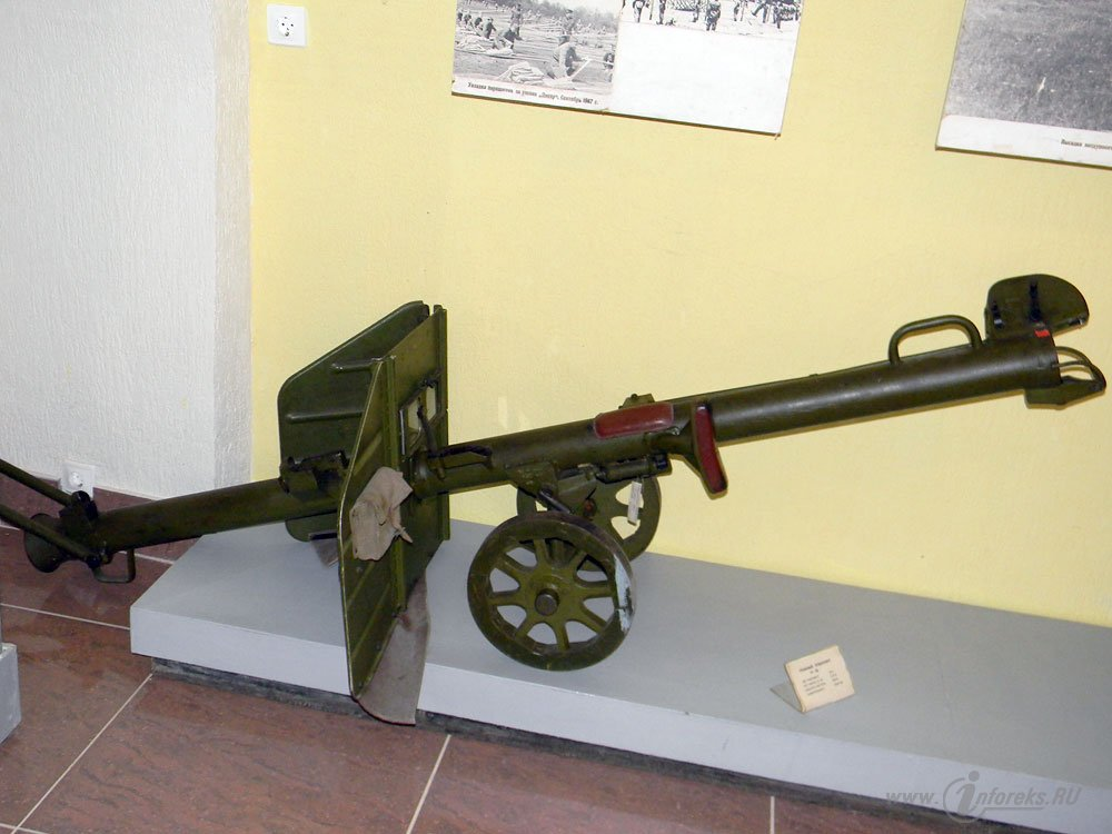 Рязанский музей ВДВ 43