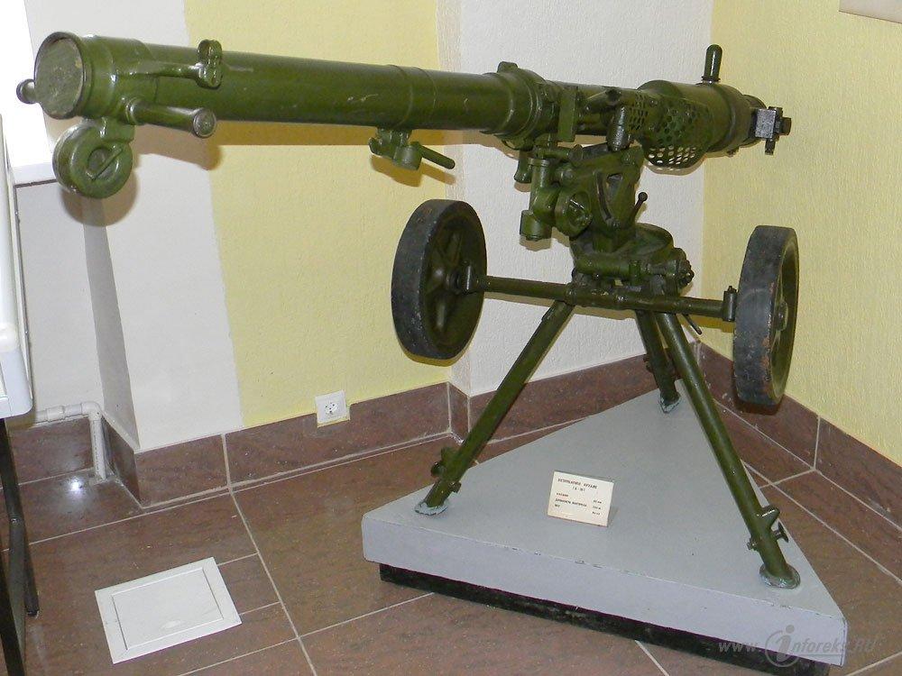 Рязанский музей ВДВ 45