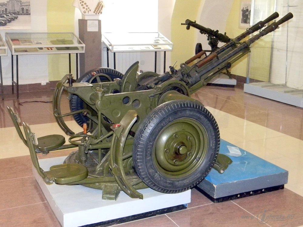 Рязанский музей ВДВ 47