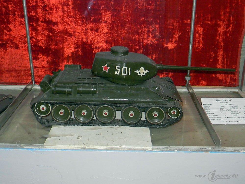 Рязанский музей ВДВ 49
