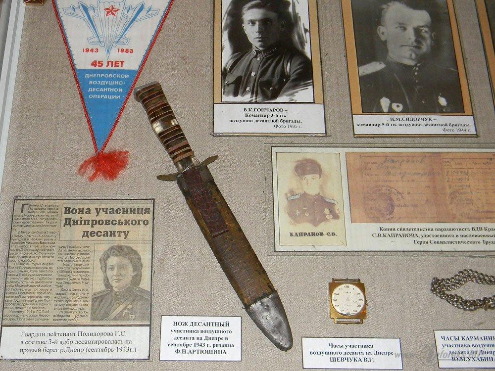 Рязанский музей ВДВ 57