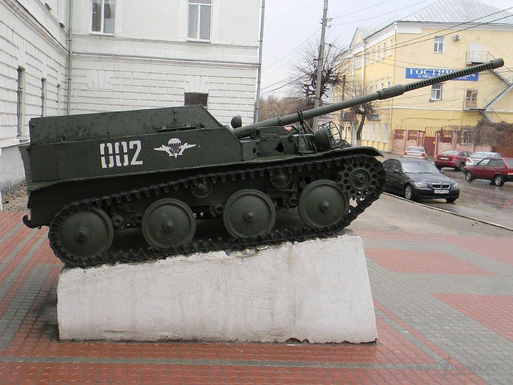 Рязанский музей ВДВ 5