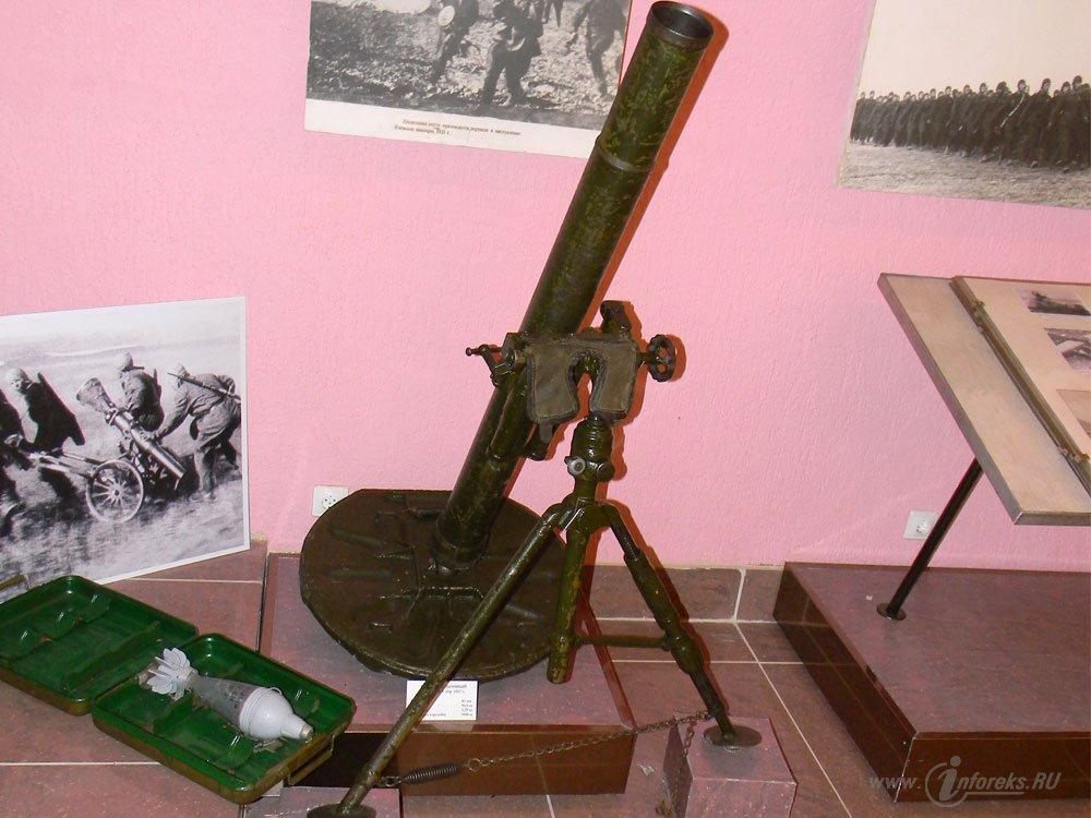 Рязанский музей ВДВ 73