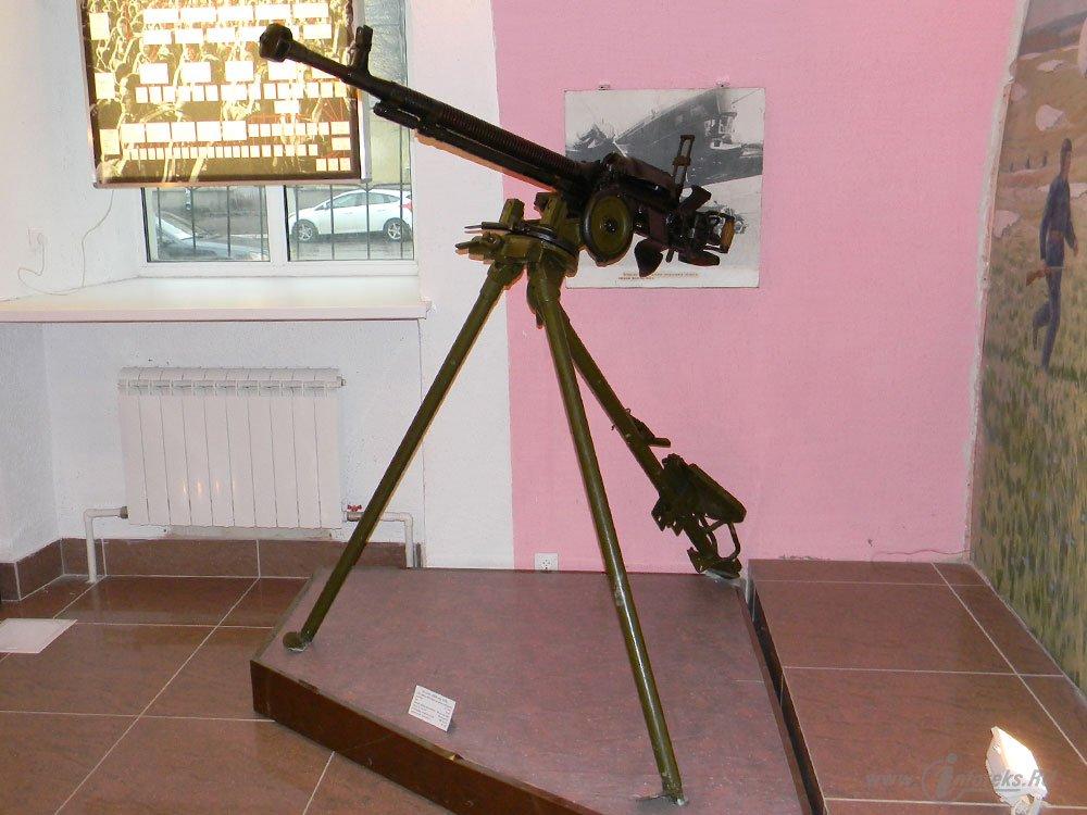 Рязанский музей ВДВ 75