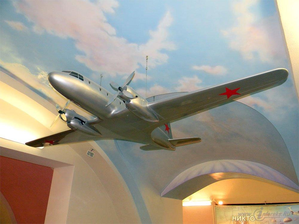 Рязанский музей ВДВ 7