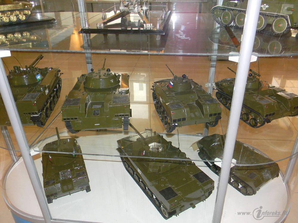 Рязанский музей ВДВ 9