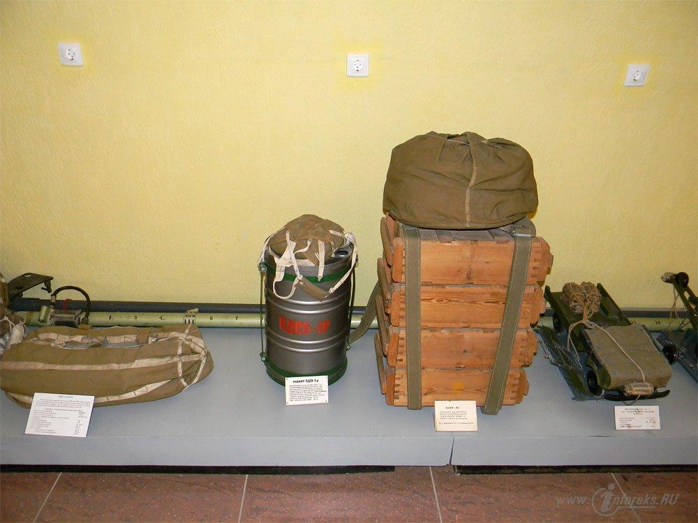 Рязанский музей ВДВ 11
