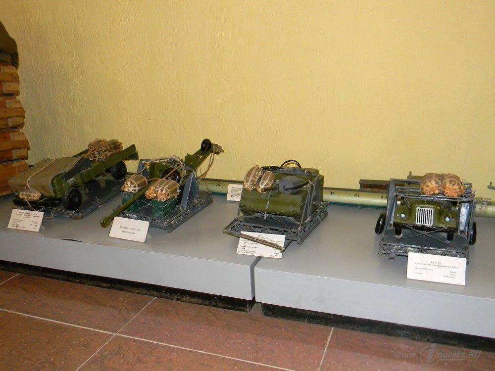 Рязанский музей ВДВ 13