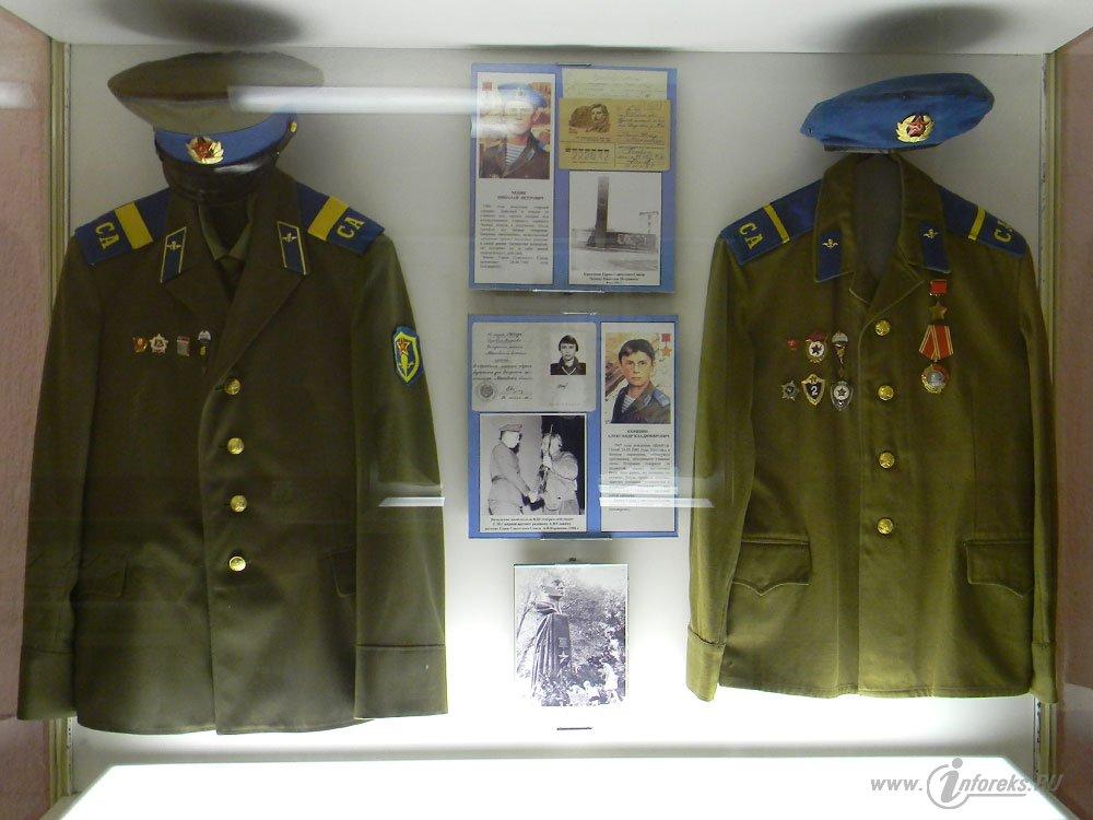 Рязанский музей ВДВ 15