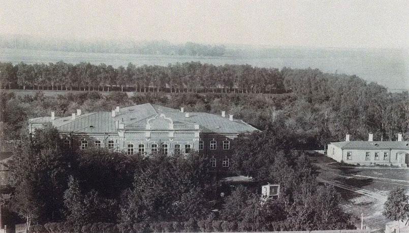 Александровская учительская семинария