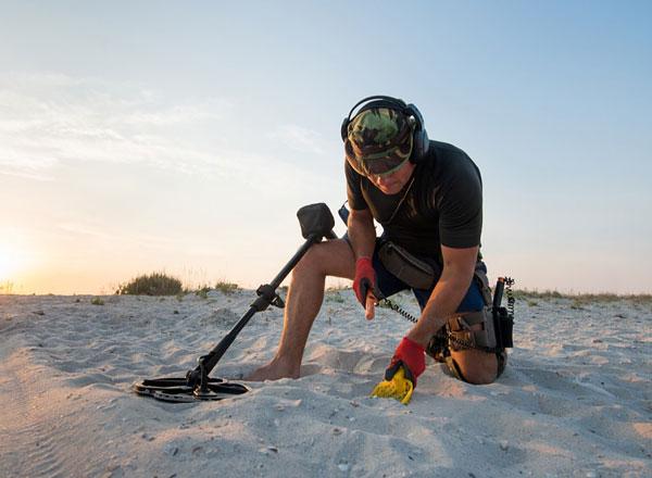 Пляжный поиск с металлоискателем: законно или нет? 3