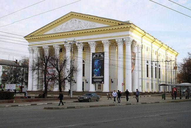 Рязанский драматический театр