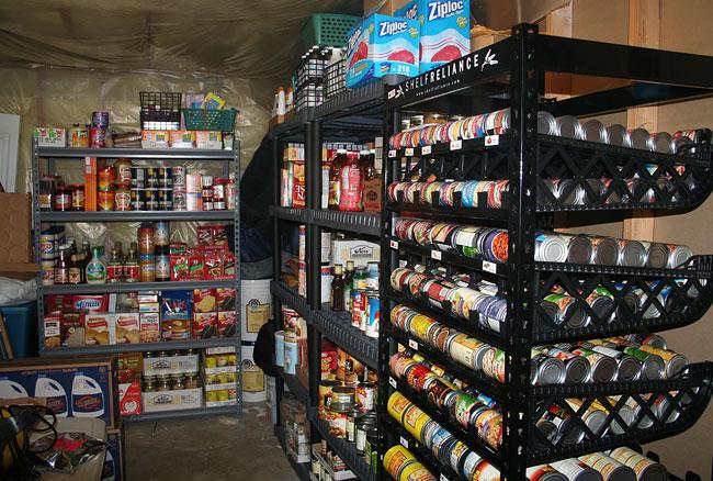 Запас продуктов для чрезвычайных ситуаций 5