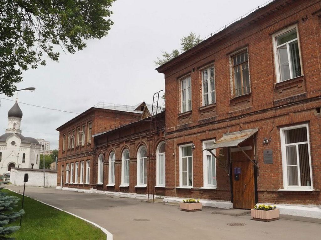Больница имени Семашко
