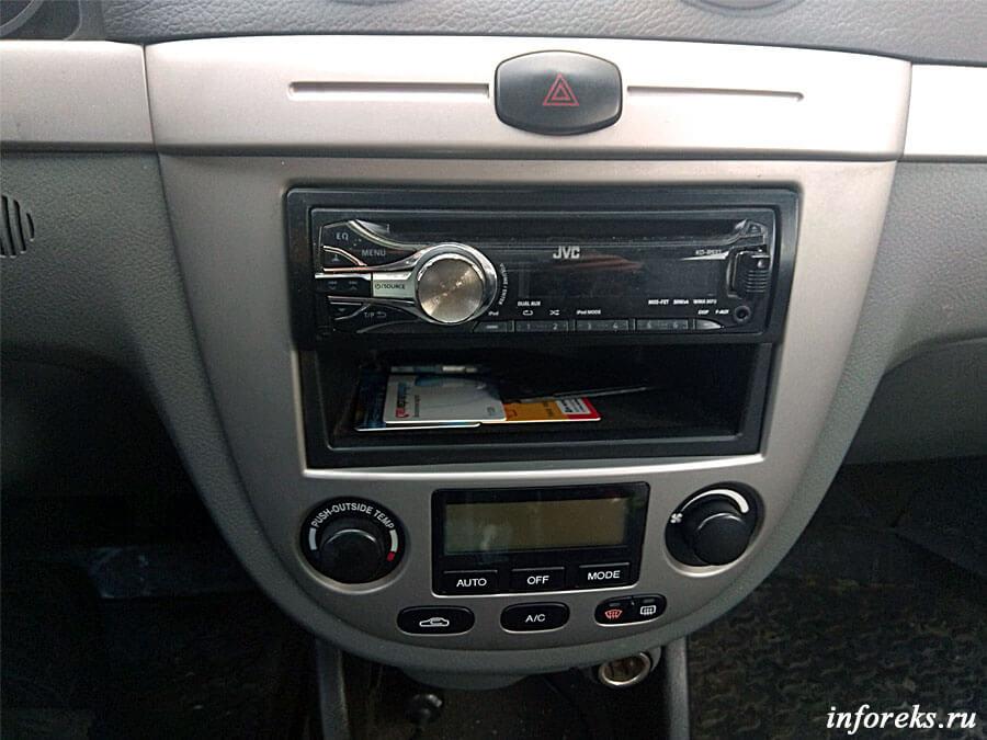 Центральная консоль Chevrolet Lacett